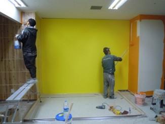 Thợ sơn tường chống thấm sửa chữ điện nước