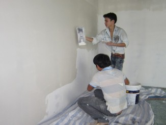 Thợ sơn nhà Cầu Giấy, Hoàng Mai, Đống Đa giá rẻ trọn gói