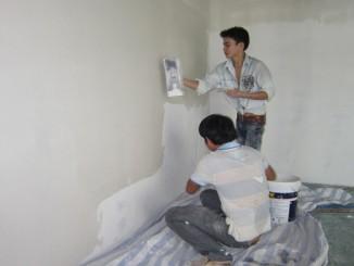 Dịch vụ sơn nhà giá rẻ trọn gói Hà Nội