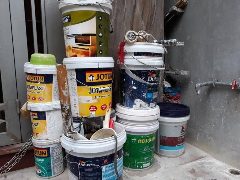 Thợ sơn nhà tại Hà Nội uy tín chuyên nghiệp