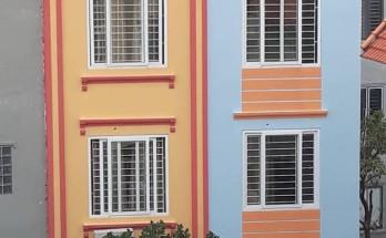 Quy trình sơn lại nhà cũ chuẩn 10 năm vẫn bền đẹp