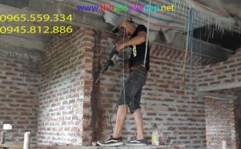 Đội thợ sơn sửa nhà uy tín nhất tại Hà Nội