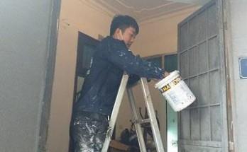 Tìm thợ sơn nhà tại Hà Nội uy tín Hà Đông