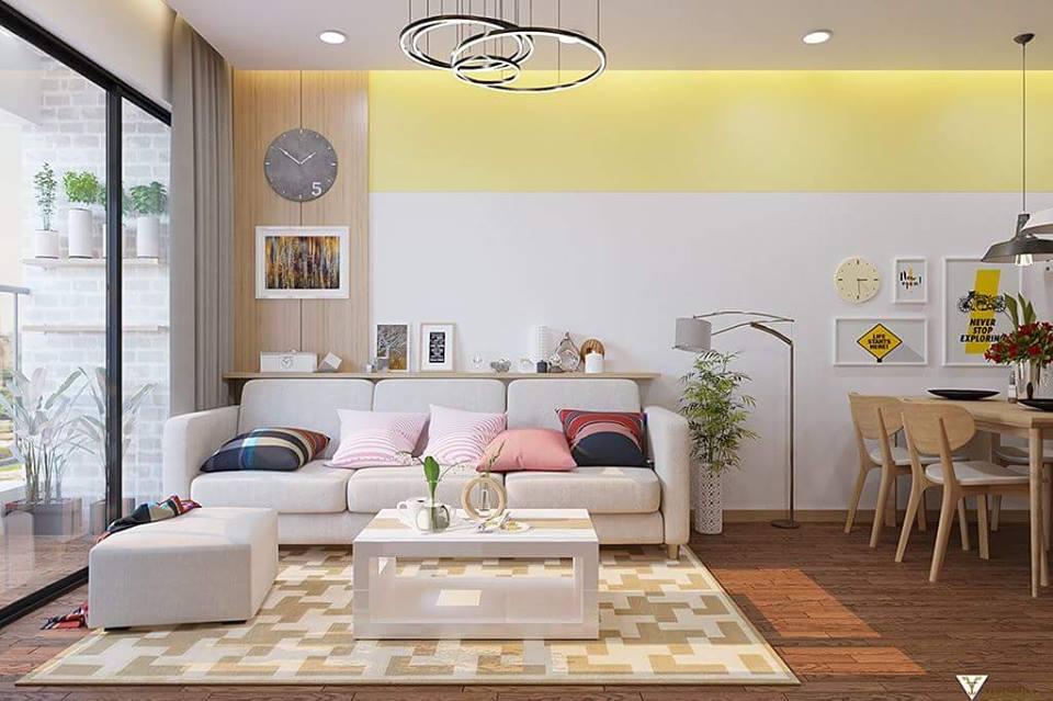Thuê thợ sơn nhà chung cư hà nội