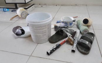 Thợ sơn nhà chung cư tại hà nội giá rẻ