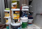 Tường ẩm có sơn được không các bác?
