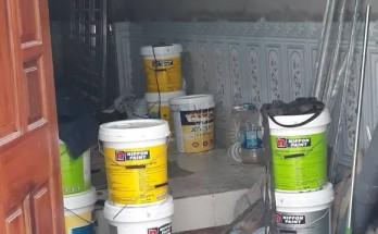 thợ sơn nhà tại bạch mai