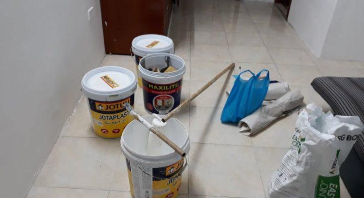 Sơn lót thì nên sơn mấy lớp?