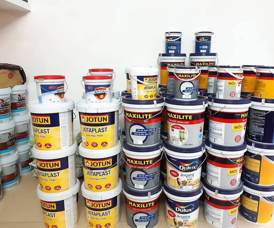 Nên sơn nhà mấy lớp?