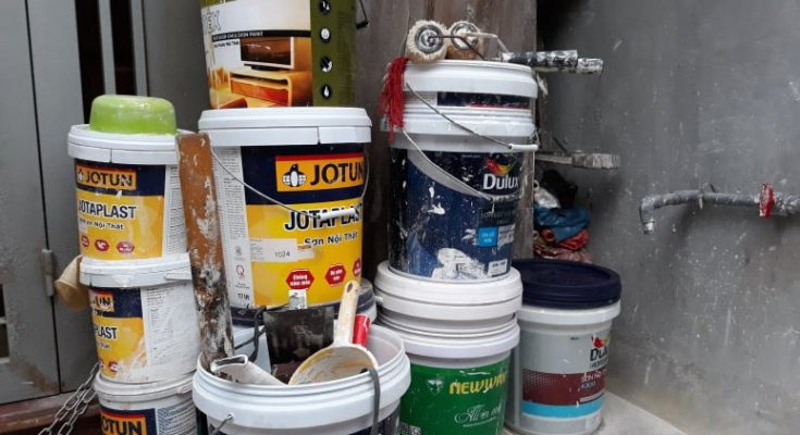 Sơn lại nhà có cần sơn lót không?