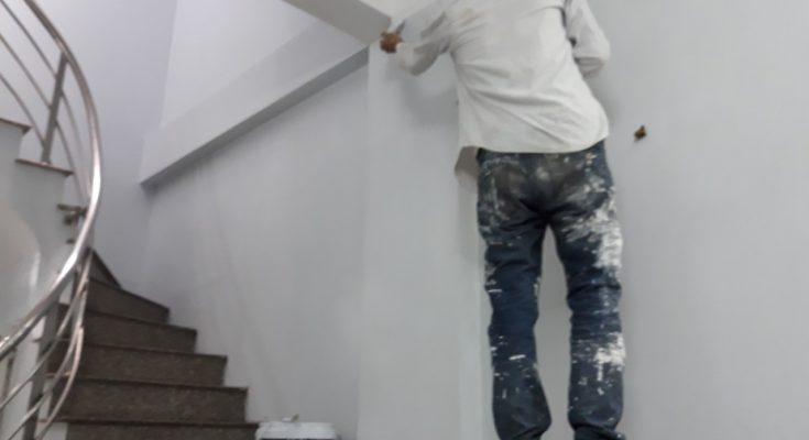 Thợ sơn hà nội chuyên nghiệp