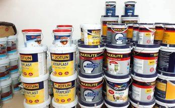 Nên dùng sơn tường loại nào cho tốt