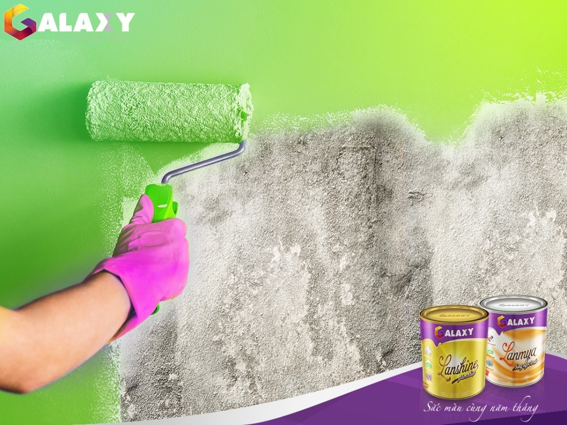 sơn nhà