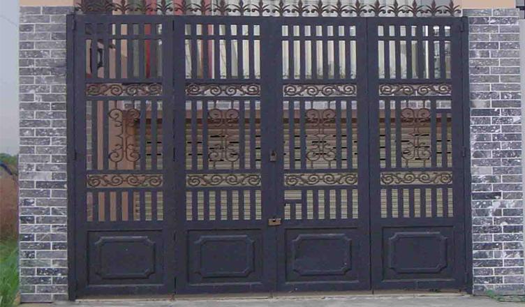 Sơn cửa sắt loại sơn nào bền tốt và đẹp