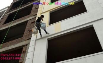 Thợ sơn nhà thanh xuân chuyên nghiệp Hà Nội